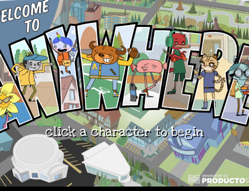 Interactive Game for Kids About Online Safety
