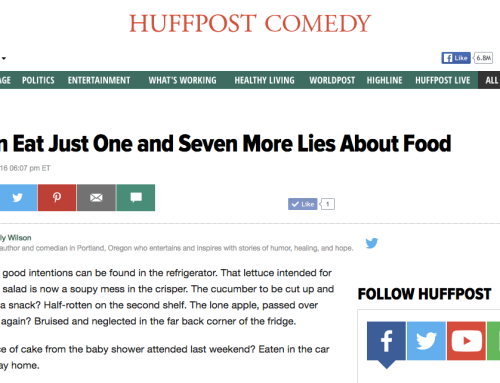 My Comedy Article Made the Huffington Post!