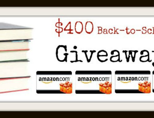 Back-to-School Giveaway: Win One of Four Amazon Gift Cards