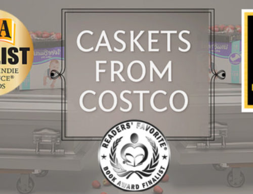 Caskets From Costco Honored With a Third Book Award
