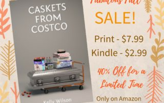 Fabulous Fall Sale on THE Caskets From Costco | Wilson Writes