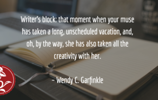 Tips on How to Overcome Writer's Block | Wilson Writes