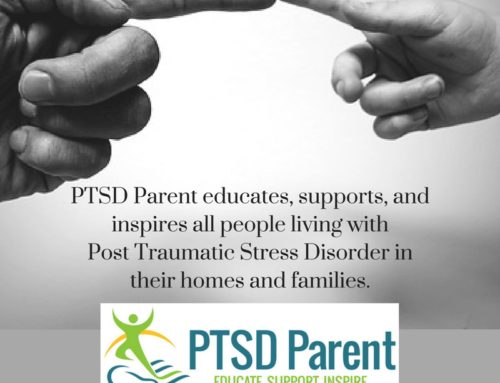 How to Share Your Story With #PTSD Parent